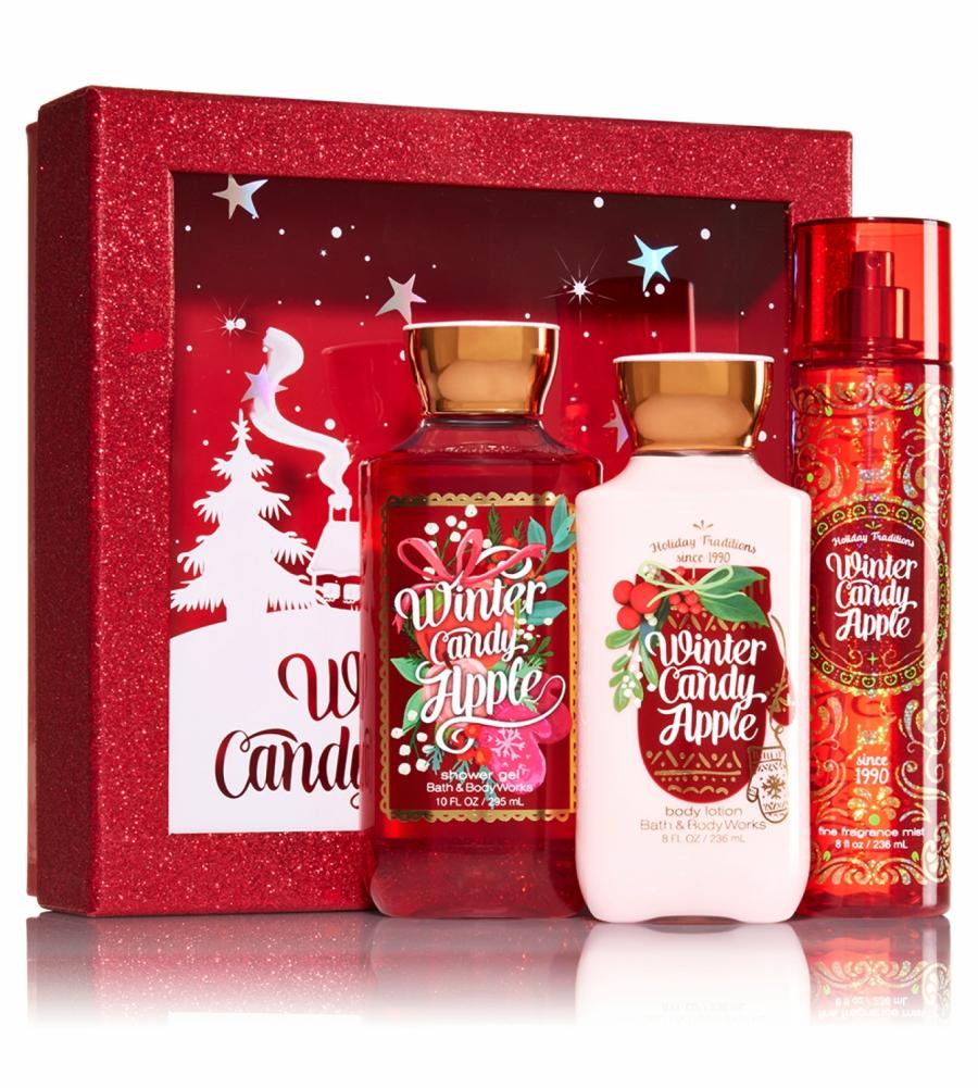 bath body works gift set