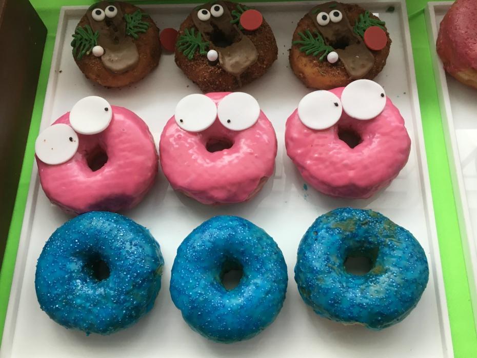 Donuts at Nickelodeon Animation Studios