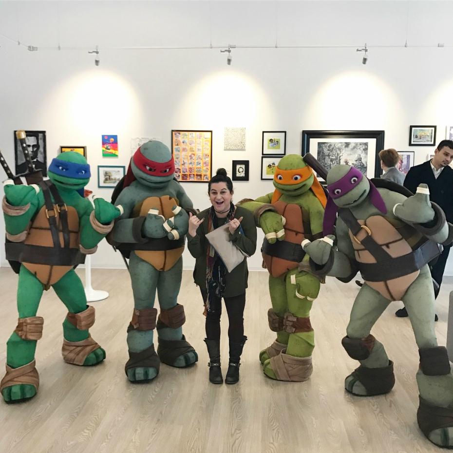 at Nickelodeon Animation Studios
