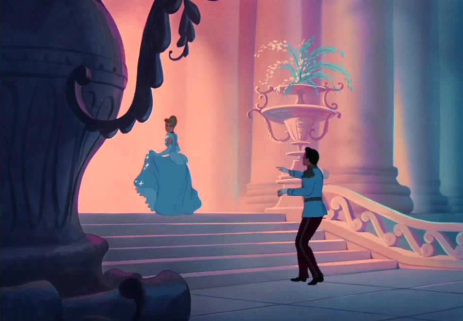 Reasons Cinderella Is the Best Disney Princess  Cinderella Running Away From The Ball