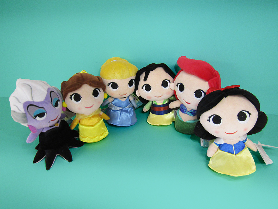 Funko Has Adorable New Star Wars and Disney Princess Toys