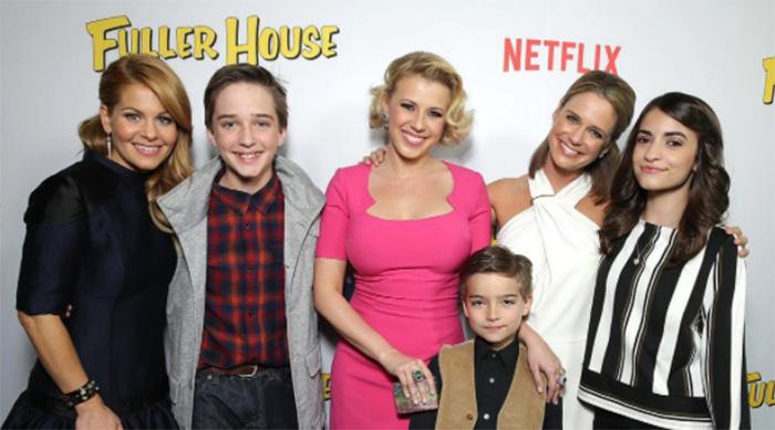 'Fuller House' cast