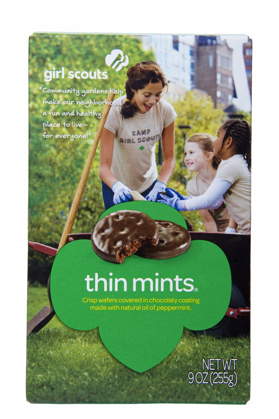 fun facts about girl scout cookies