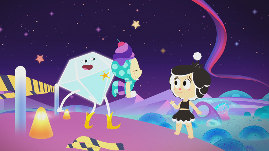 Treasure Toys Cartoon : Hanazuki full of treasures new hasbro series review