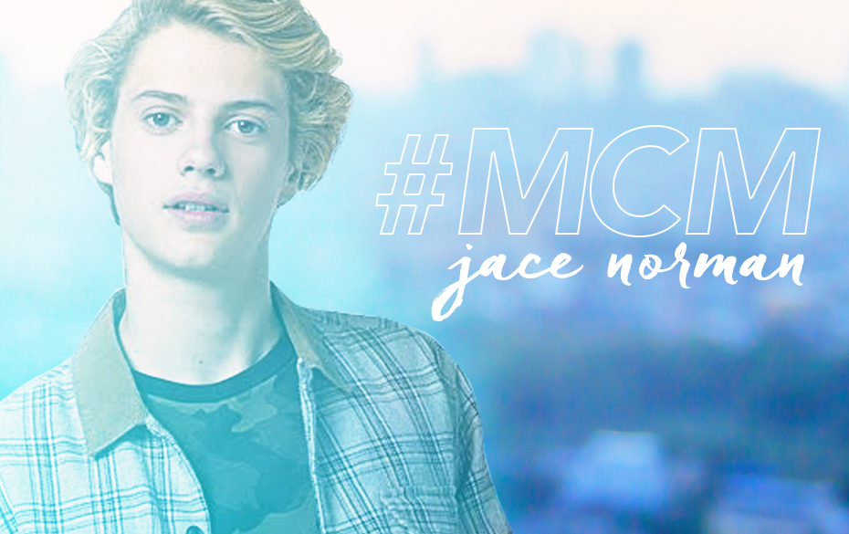 Jace Norman MCM Man Crush Monday art