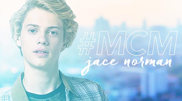 Jace Norman MCM Man Crush Monday art