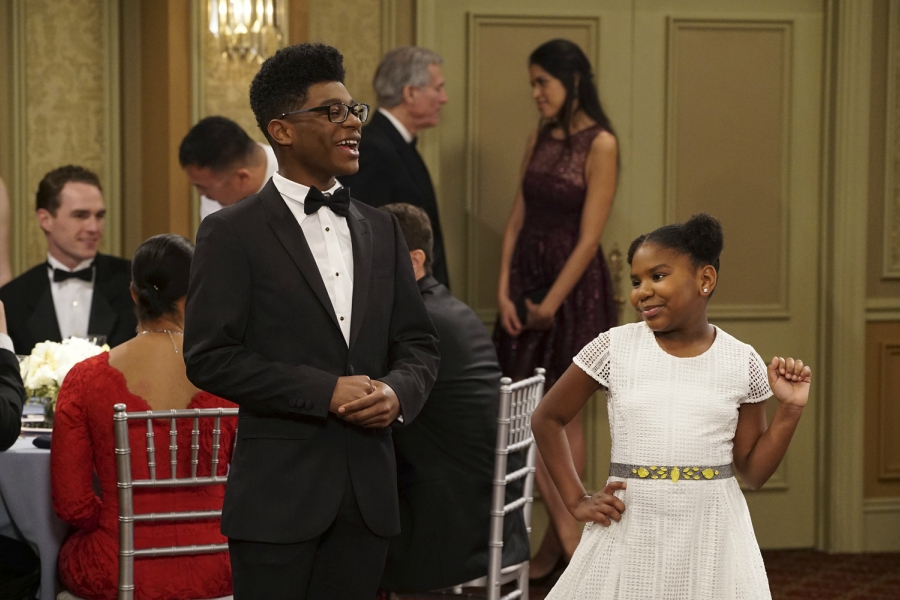 Ernie Cooper from Disney Channel's 'K.C. Undercover'