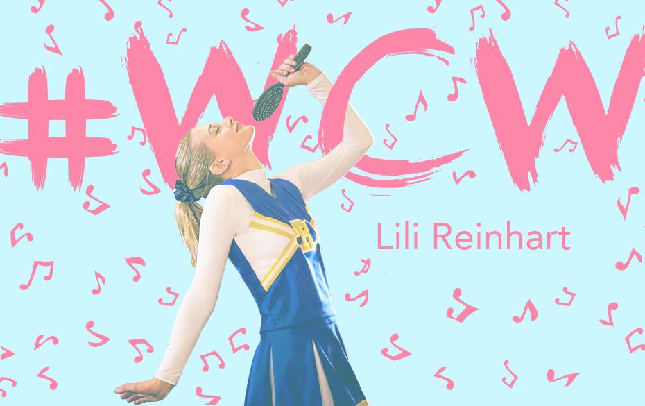 Lili Reinhart #WCW art