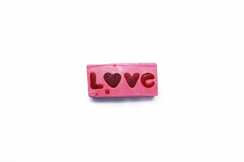 Lush's Love You, Love You Lots soap