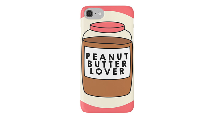 Peanut butter phone case