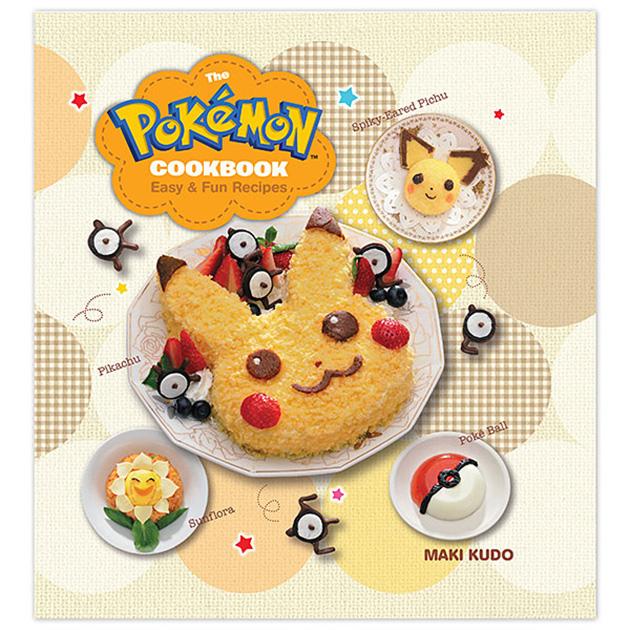 Pokémon Cookbook Maki Kudo