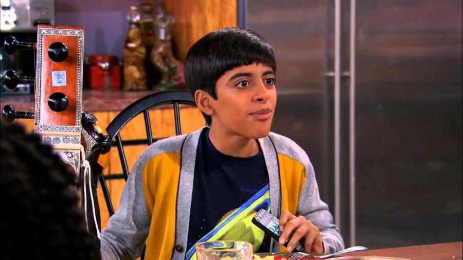 "Ravi Ross from Disney Channel's ""Jessie"""