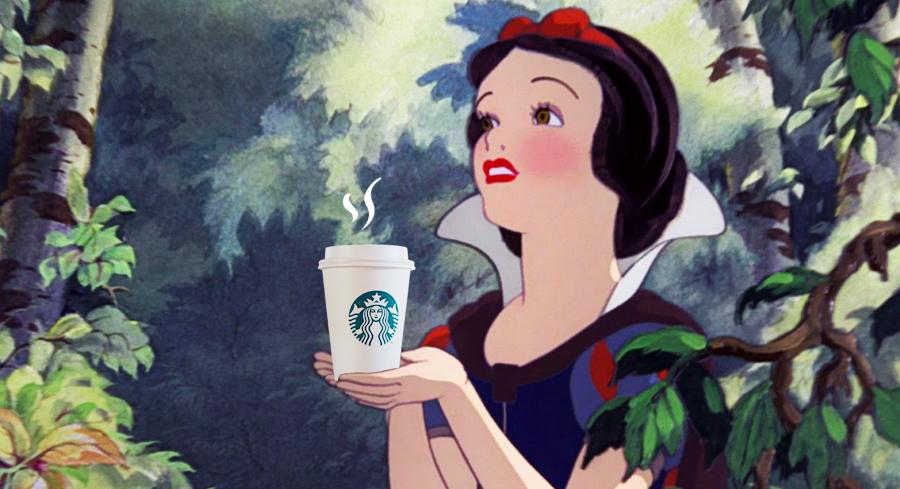 Here S What Disney Princesses Would Order At Starbucks