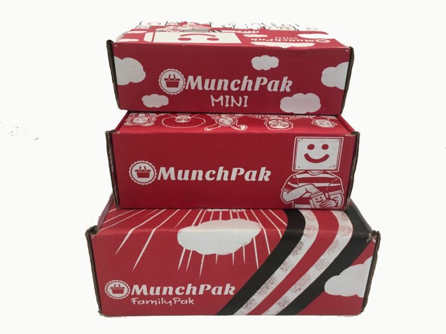 Munch Pak boxes