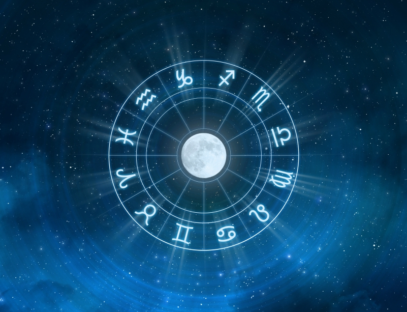 Zodiac signs that will have the best 2017 circle of zodiac signs around a full moon stopboris Image collections