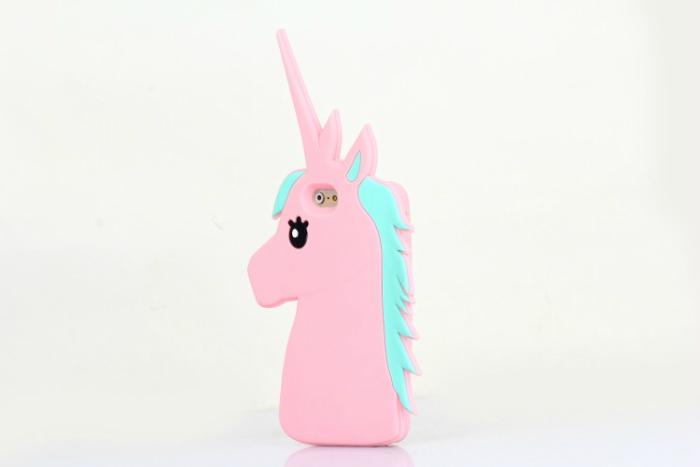 3D Unicorn Cell Phone Case