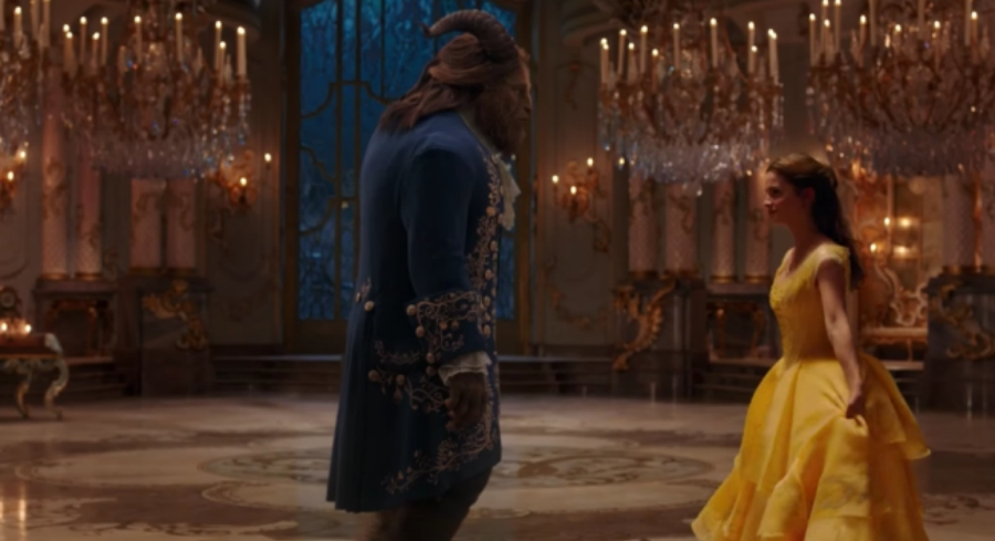 Beauty And The Beast-Inspired Fashion