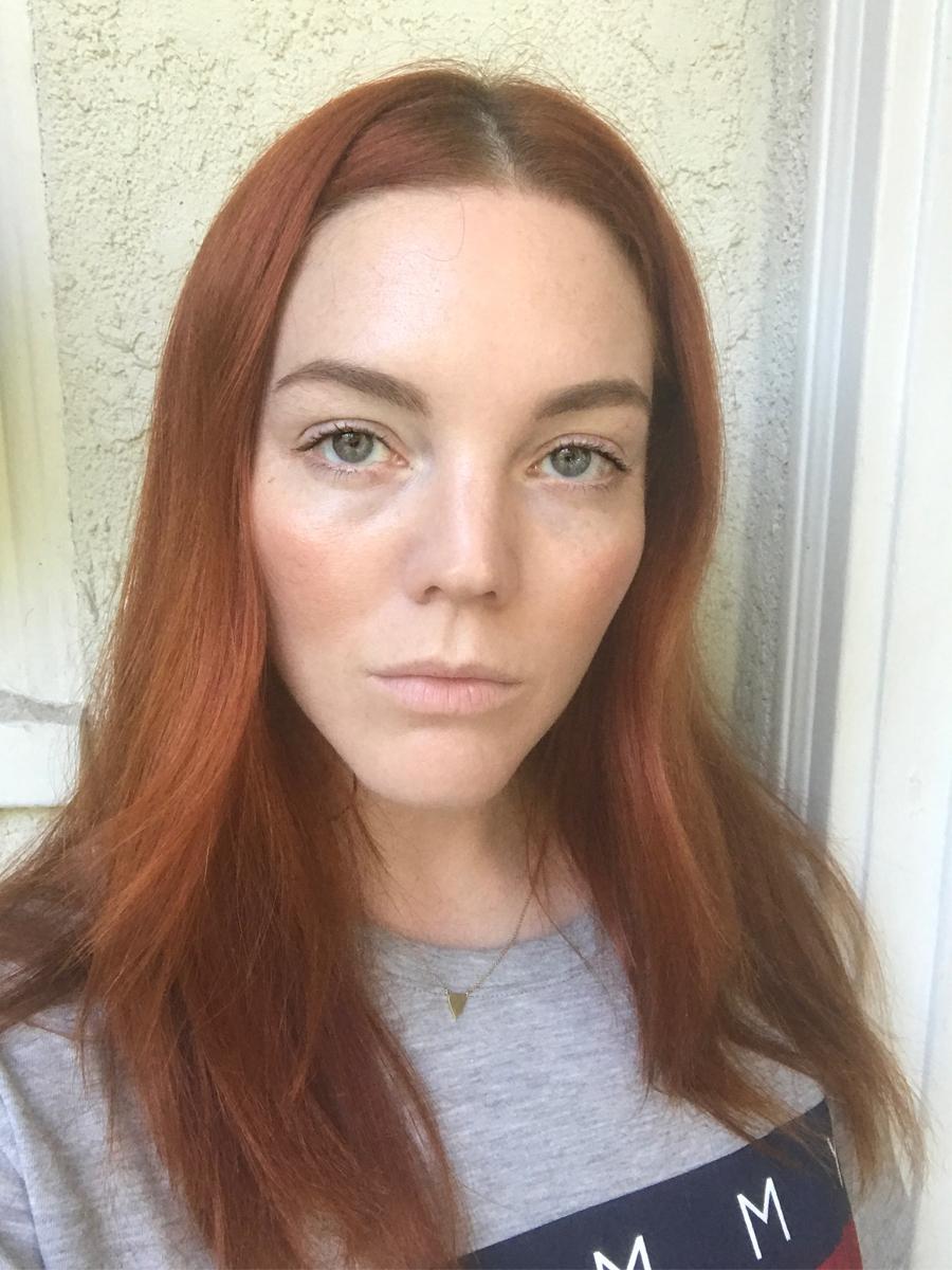 Step 1: Apply Normal Face Makeup