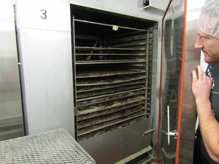 Beef Jerky oven