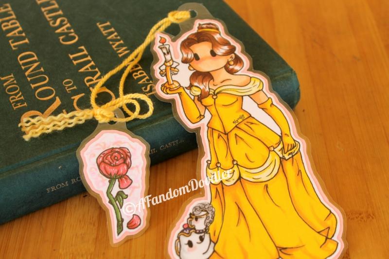 belle disney princessinspired items from etsy