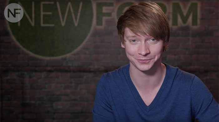 Calum Worthy on New Form