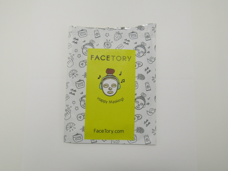 FaceTory's Four-Ever Fresh subscription box