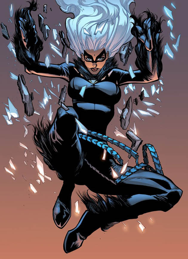 Marvel superhero Felicia Hardy aka Black Cat