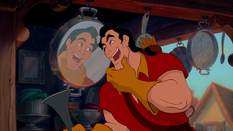 Gaston from Disney's Beauty and the Beast
