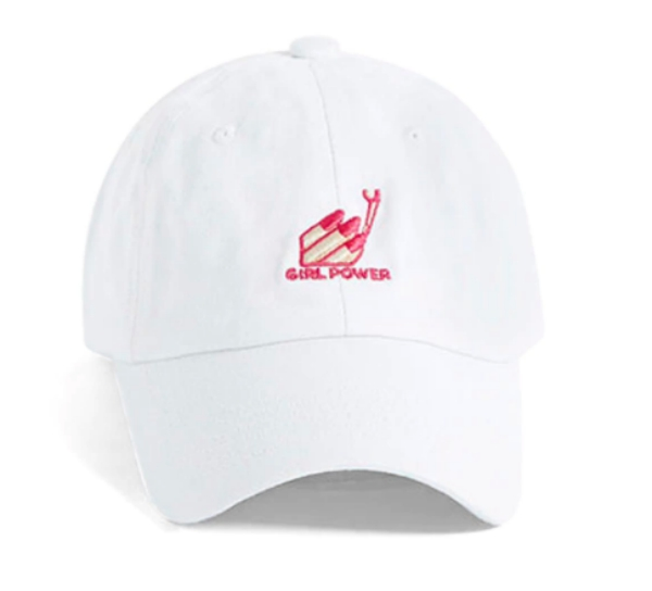 Girl Power dad hat from Forever 21 8bfd221d3c7