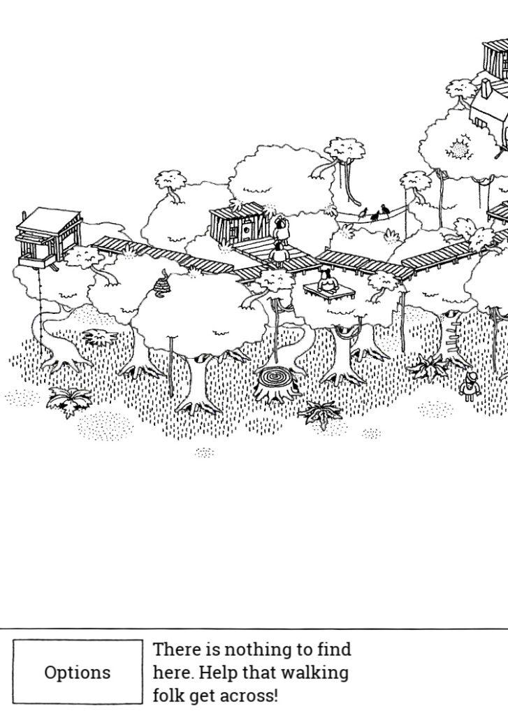 Hidden Folks: Treetop walk
