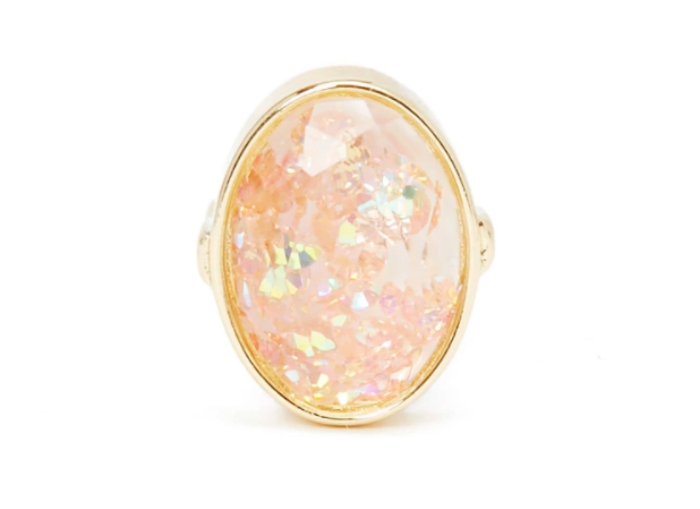 Iridescent ring from Forever 21