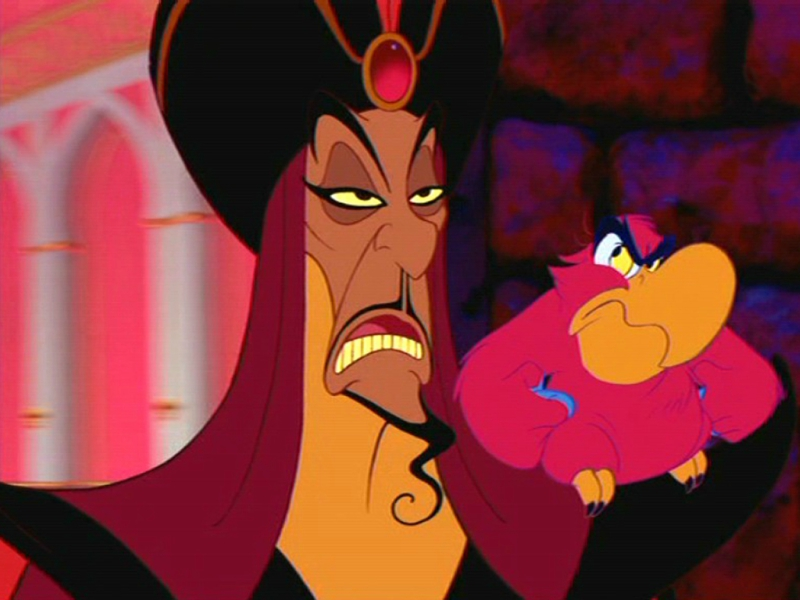 Jafar from Disney's Aladdin