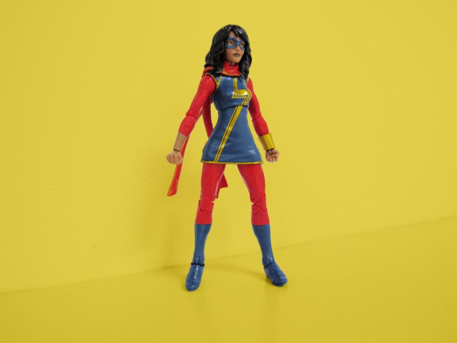 Hasbro Kamala Khan Marvel action figure