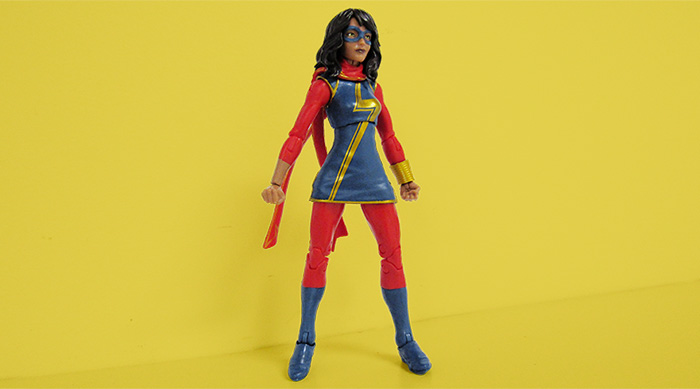 Hasbro Kamala Khan Marvel action figure