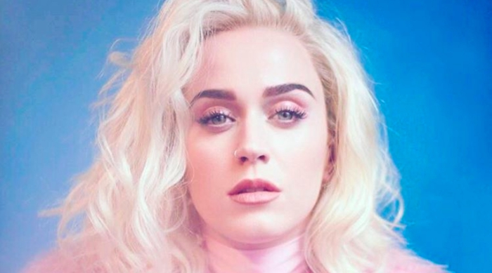 Katy Perry's 'Chained to the Rhythm' single art