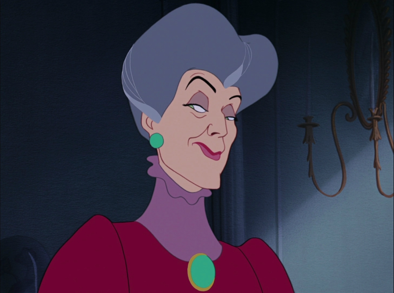 Lady Tremaine from Disney's Cinderella