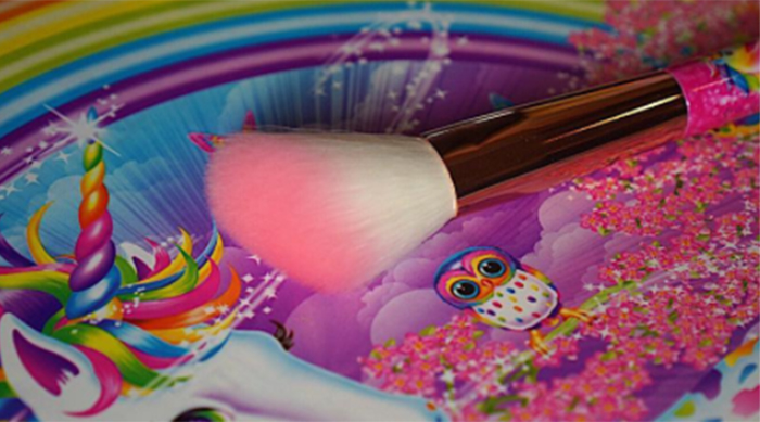Lisa Frank Makeup Brush