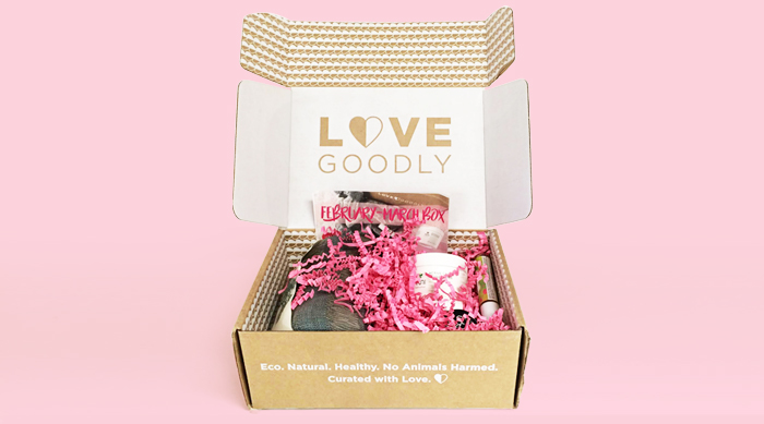 Love Goodly February and March subscription box