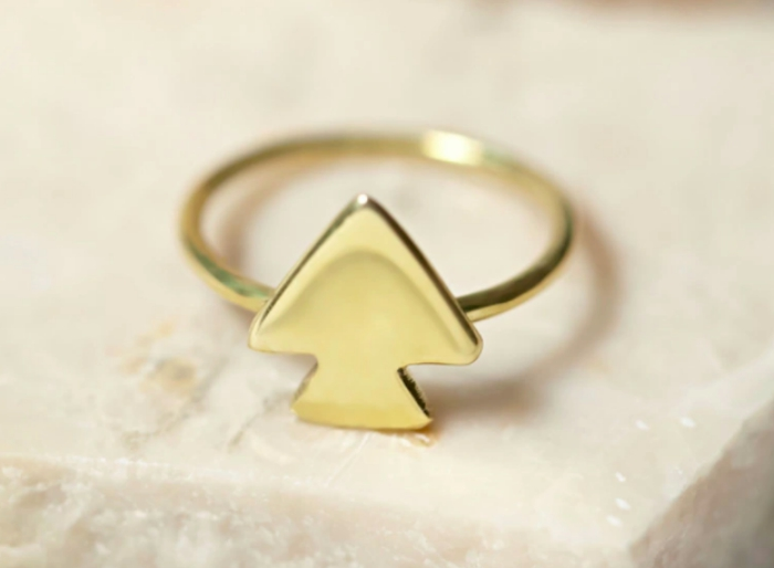 Lucky Charm ring from Forever 21