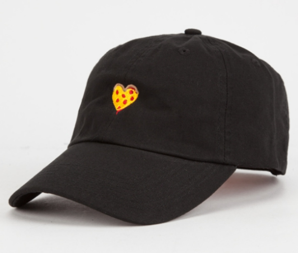 Pizza heart dad hat from Tilly s f21ded1f088