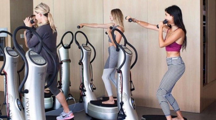 PlateFit workout in West Hollywood