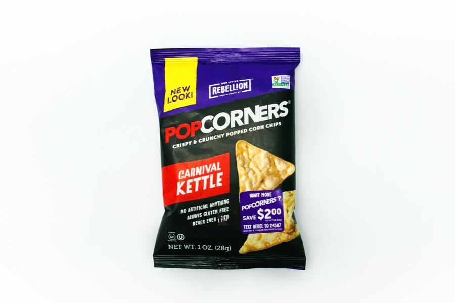 Popcorners snack