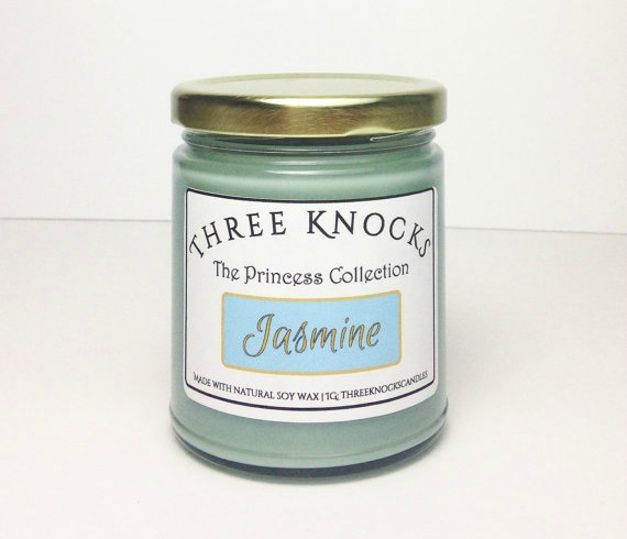 Princess Jasmine Candle
