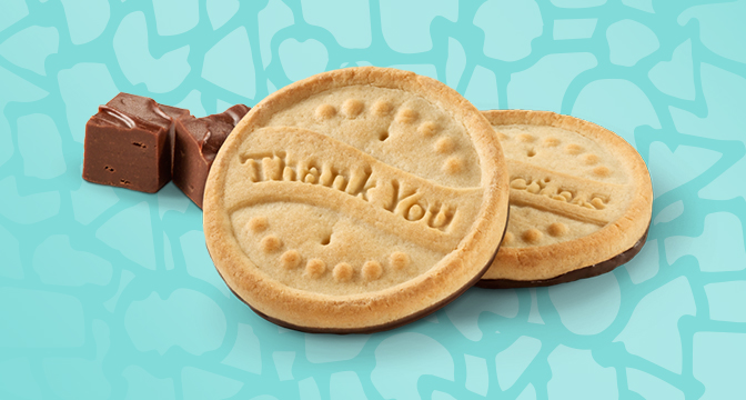 Thanks-a-Lot Girl Scout Cookies