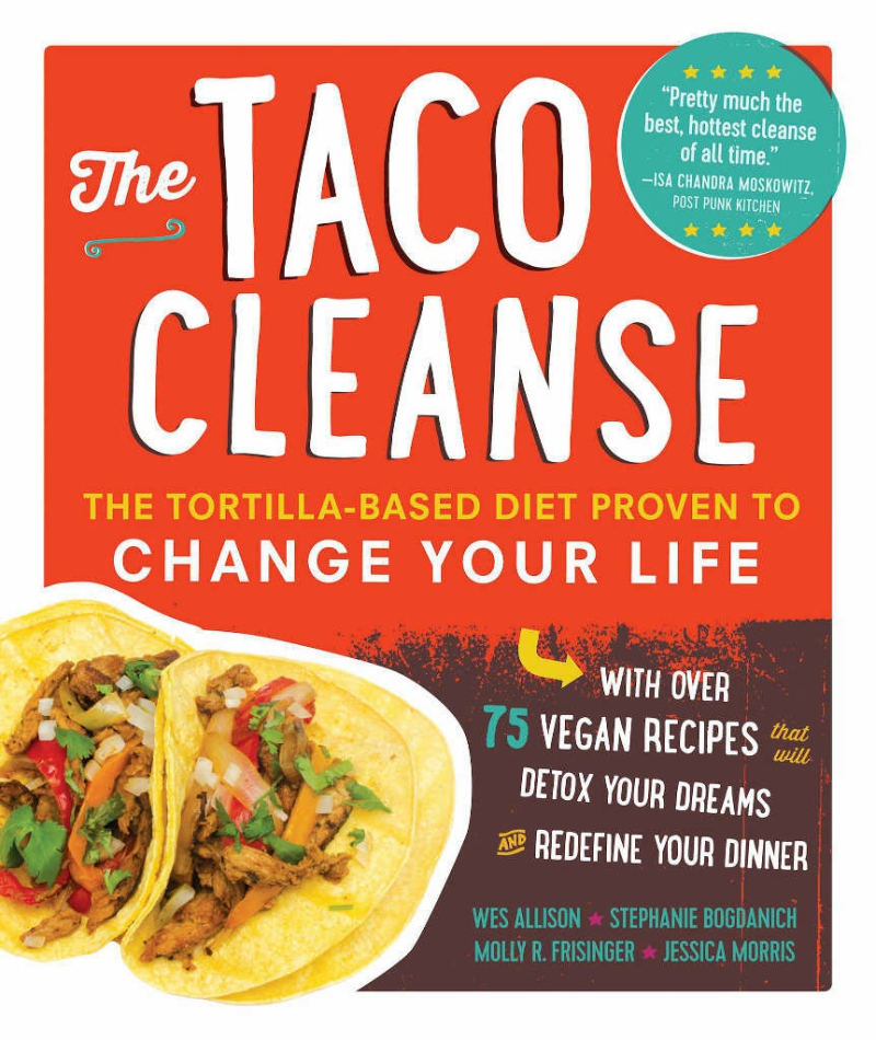 The Taco Cleanse book