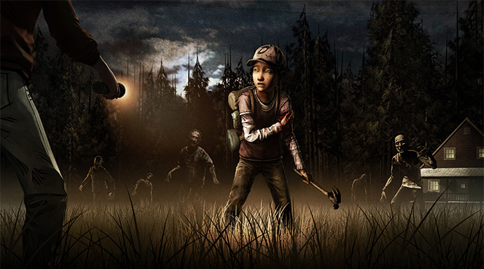 Telltale Games: The Walking Dead
