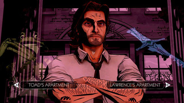 The Wolf Among Us: Bigby picks Prince Laurence or Toad