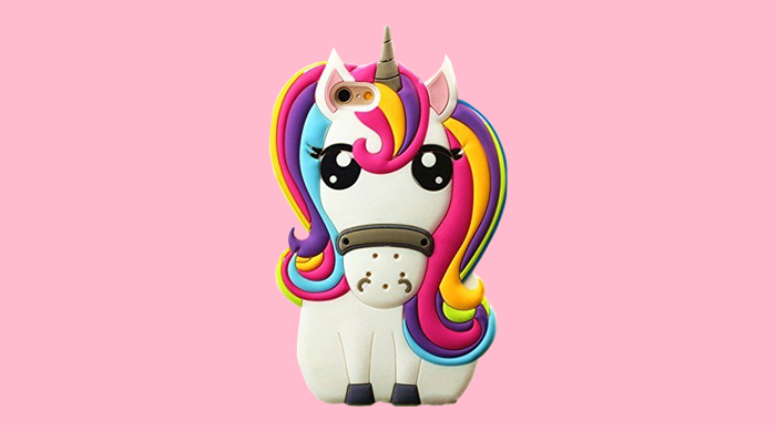 Squishy Unicorn Phone Case : Cute Kawaii Squishes to Add to Your Phone Case