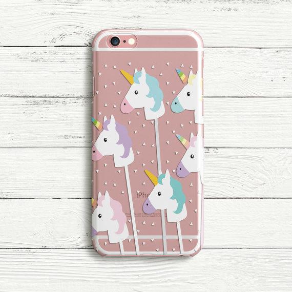 Unicorn Popsicle Phone Case