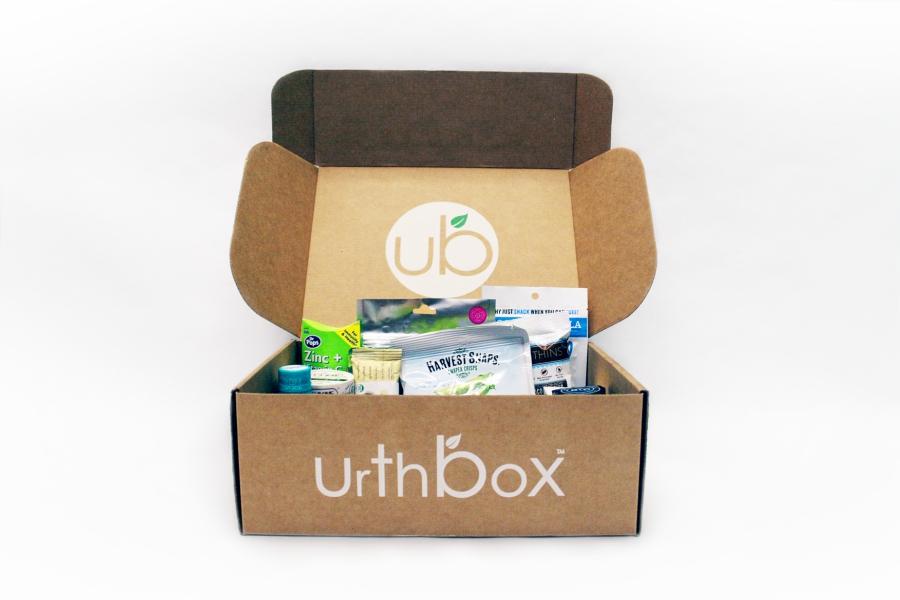 Urth Box open